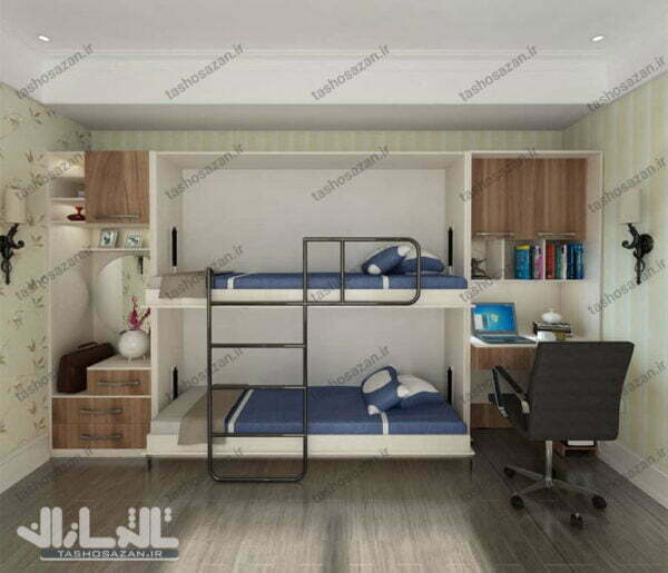 double decker wall bed barcode tsh 9611