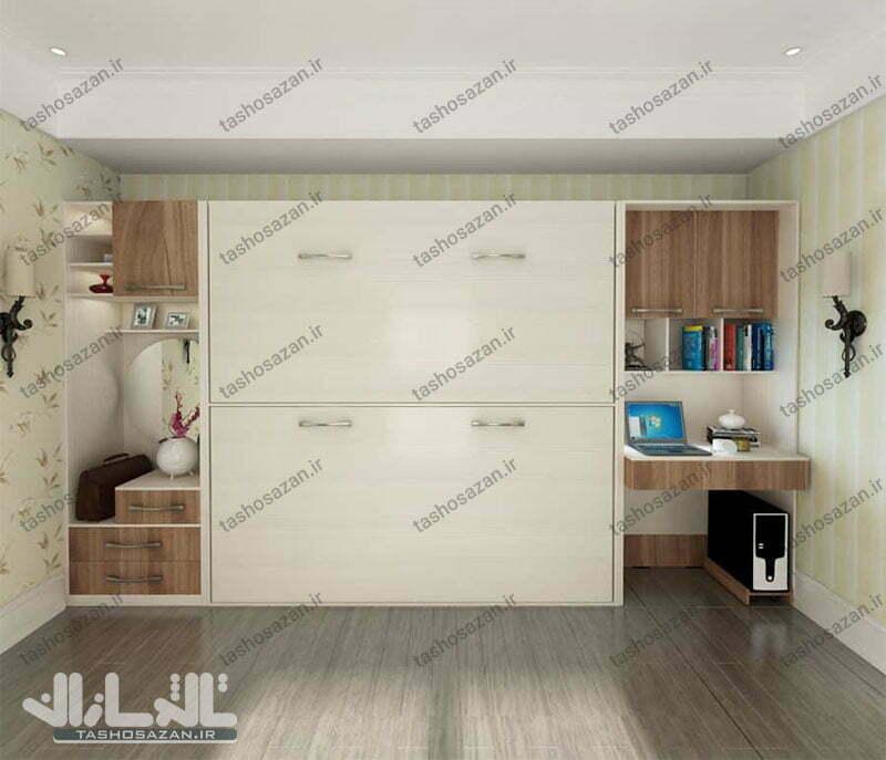 double decker wall bed tsh 9611