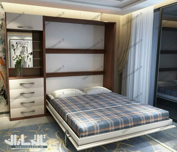 double wall bed vertical barcode tsh 9410