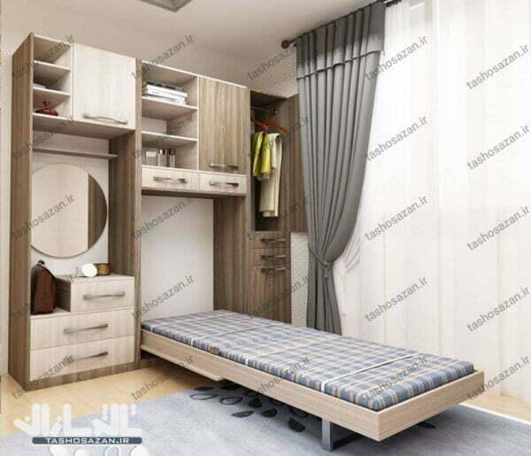 single wall bed vertical barcode tsh 9011