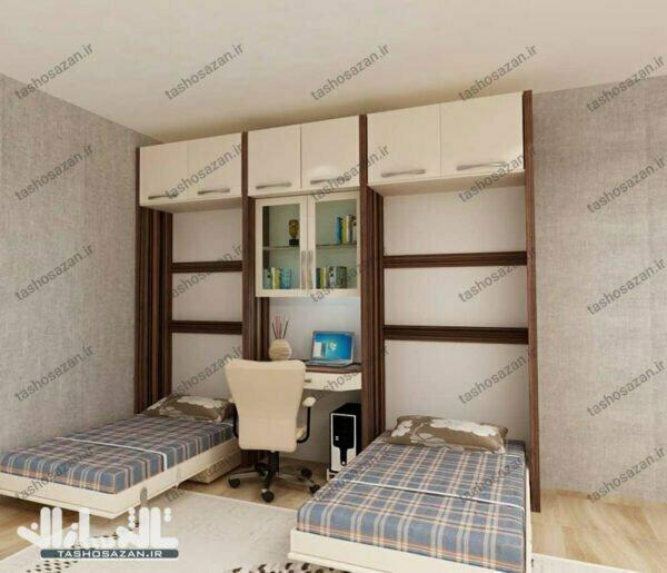single wall bed vertical barcode tsh 9714