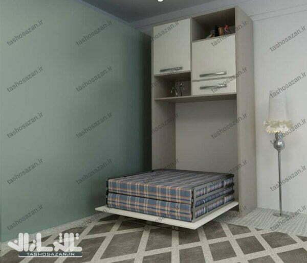 single wall bed vertical code tsh 9013