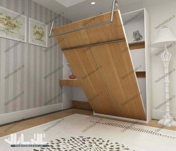 single wall bed vertical code tsh 9712