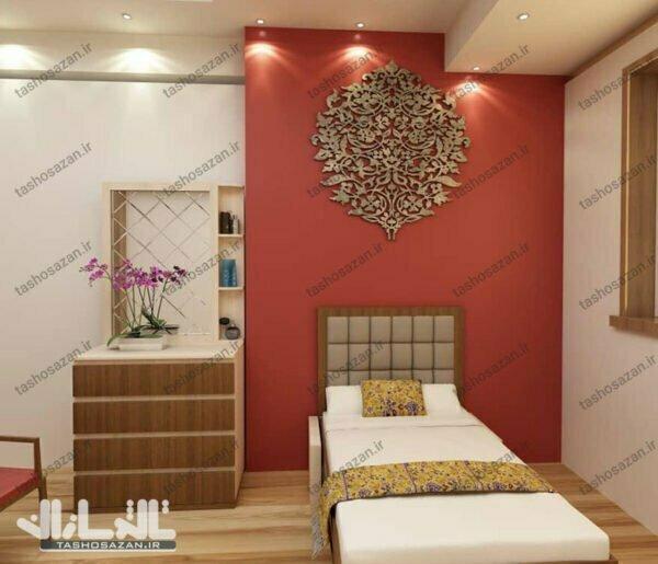 single wall bed vertical tsh 8011