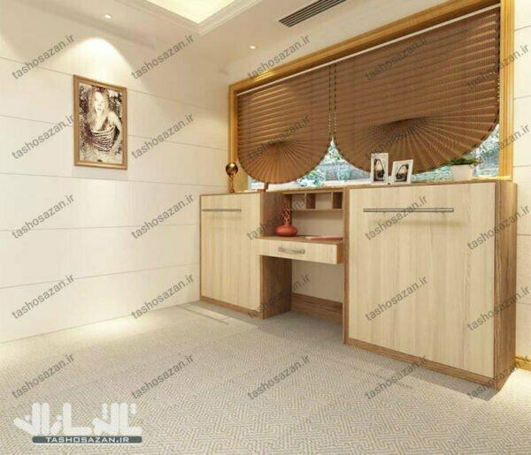 single wall bed vertical tsh 9010
