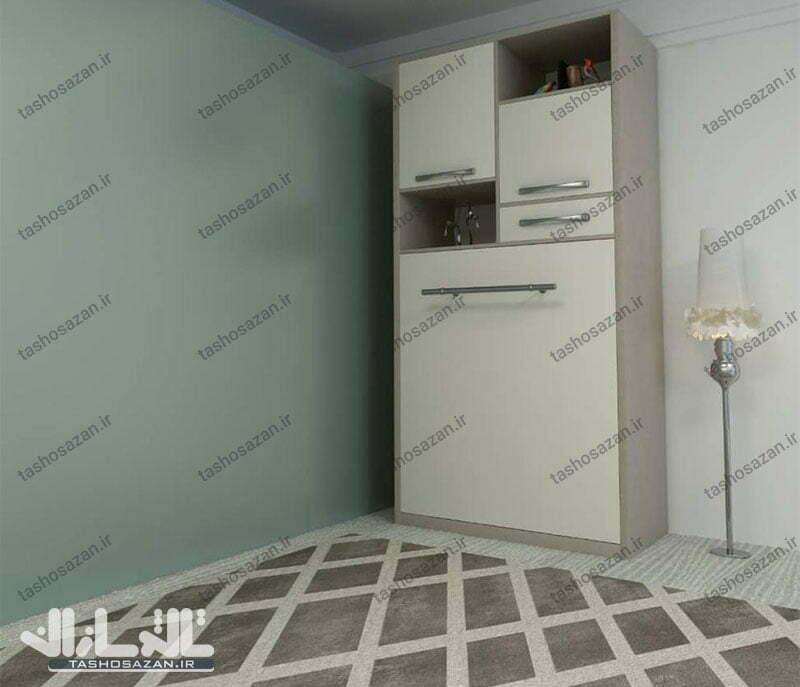 single wall bed vertical tsh 9013