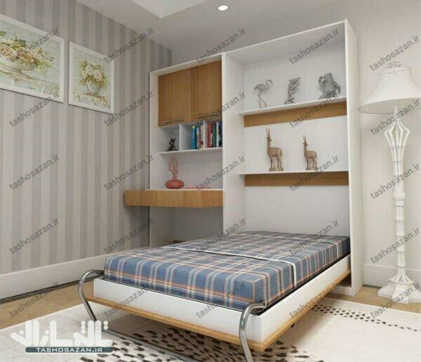 single wall bed vertical tsh 9712