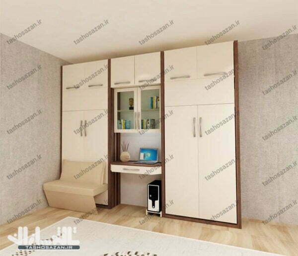 single wall bed vertical tsh 9714