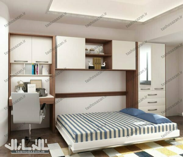 single wall bed horizontal tsh 9815