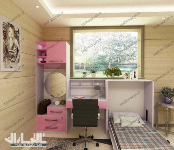 single wall bed vertical tsh 9014